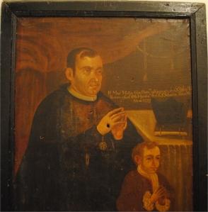 Don Manuel Muñoz y Cano, Comisario del Santo Oficio, y fundador de la Ermita de San Sebastián
