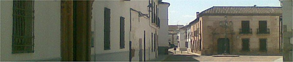 Calle de Las Bernardas, en Almagro