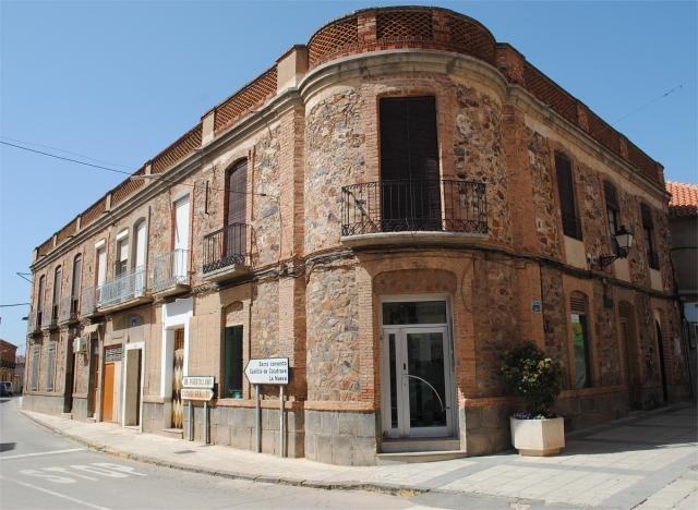 Casa de la Posada. Aldea del Rey