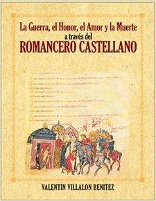 Portada del Libro Romancero Castellano